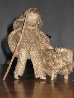 petit berger-mouton